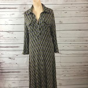 Boden Long Sleeve Dress